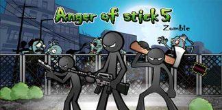 Anger Stick 5 Mod Apk