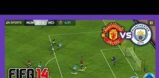 FIFA 14 mod FIFA 18 offline Android