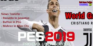 FTS Mod PES 2019 Apk