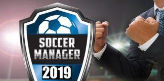 Soccer Manager 2019 Apk