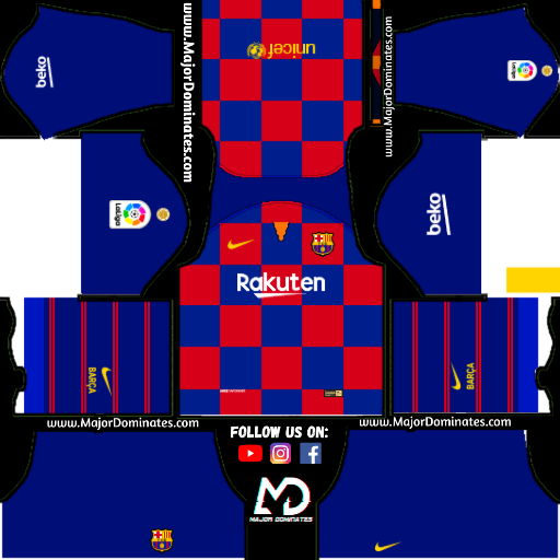 new product 6320d 540c2 Barcelona Kit Dream League Soccer 2016 — BCMA