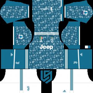 Juventus Kit 2019-20 For Dream League Soccer 2019 - RisTechy