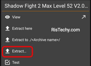 Shadow fight 2 Max Level 52 Apk Obb Data